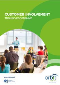 CI Training Brochure Cover - OE